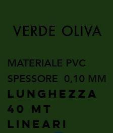 Лента PVC OLIVA для обвязки Alvaro Bernardoni 40 метров