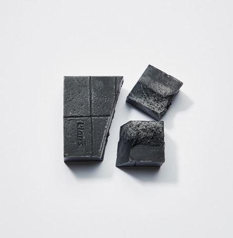 Gentle Black Sugar Charcoal Soap