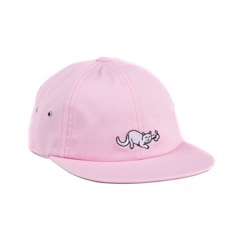 Кепка Rip N Dip Nermal Strings Six Panel Pink