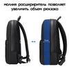 Рюкзак  ARCTIC HUNTER B00410 Синий