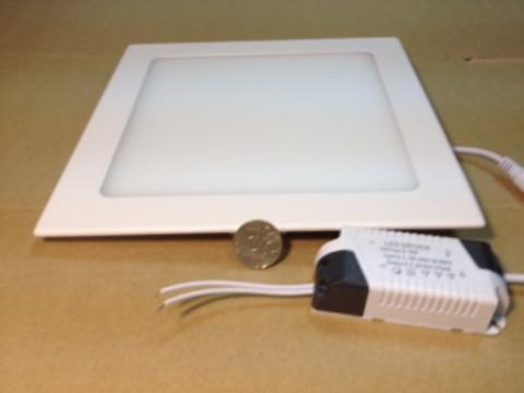 Ультра яркий светодиодный потолочный светильник, бесплатная доставка