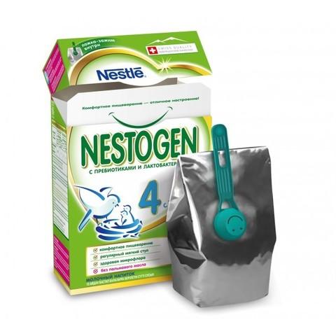 NESTOGEN® 4 Детское молочко 350 гр с 18 месяцев