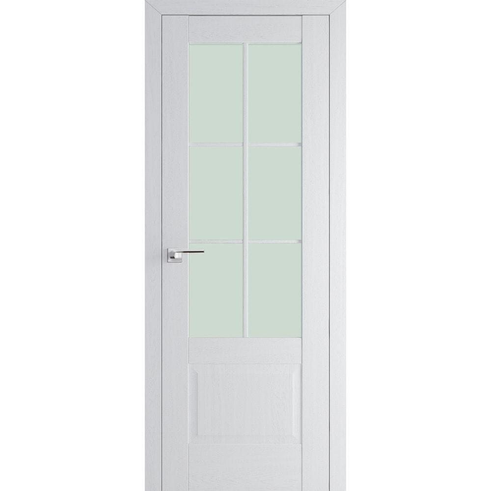 Двери экошпон Межкомнатная дверь экошпон Profil Doors 103X пекан белый остеклённая 103X-pekan-beliy-min.jpg