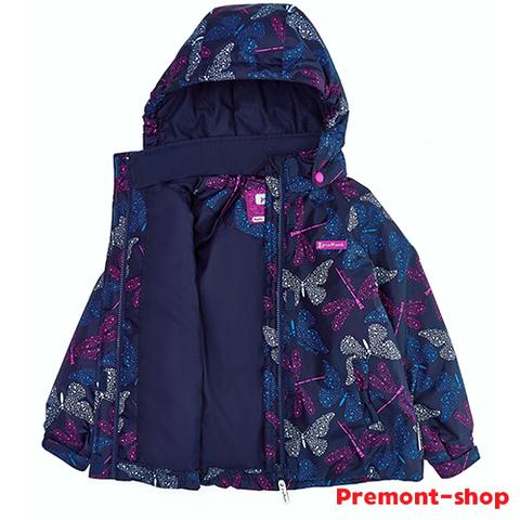 Утепленный комплект Premont Бабочки Вуда SP91203