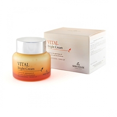 Крем для ровного тона лица The Skin House Vital Bright Cream, 50 мл