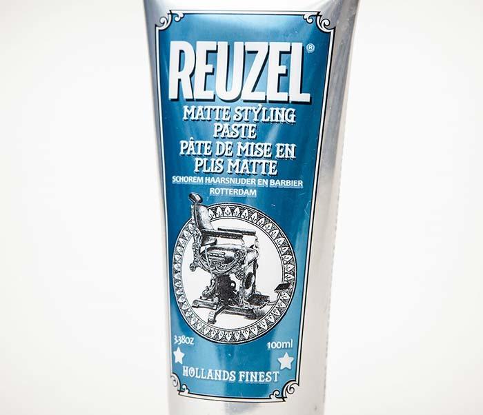 CARE163 Матовая паста Reuzel для укладки с матовым эффектом (100 мл) фото 02