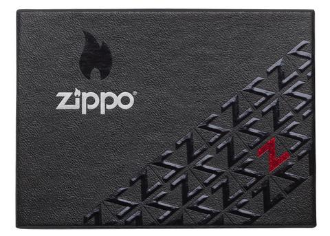 Зажигалка Zippo Armor с покрытием Antique Brass, латунь/сталь, золотистая, матовая, 36x12x56 мм123