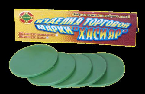 Эм-диски для цветов 5 шт