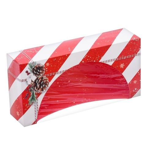 Коробка «С Праздником», 20*10*5 см