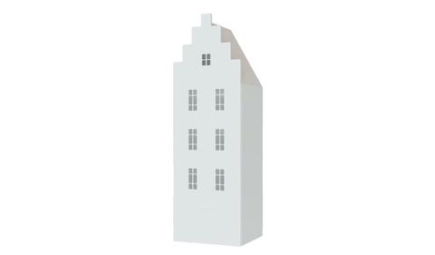 Шкаф-домик Амстердам - 1(Н)