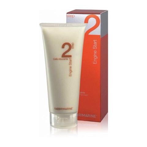 FABBRIMARINE | Крем для коррекции фигуры подтягивающий «Шаг 2. Старт» / Step 2 Slimming Firming Cream, (200 мл)