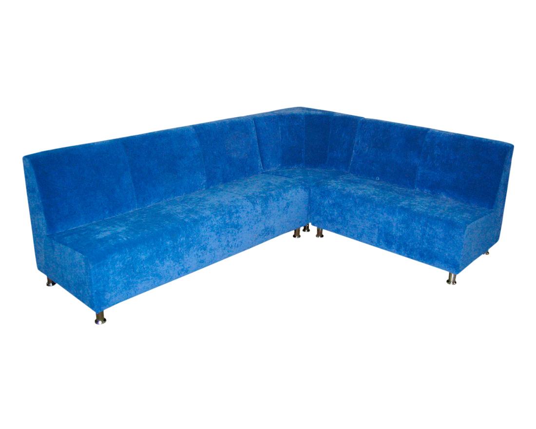 Комбинация из двух диванов и закрытого угла Денвер