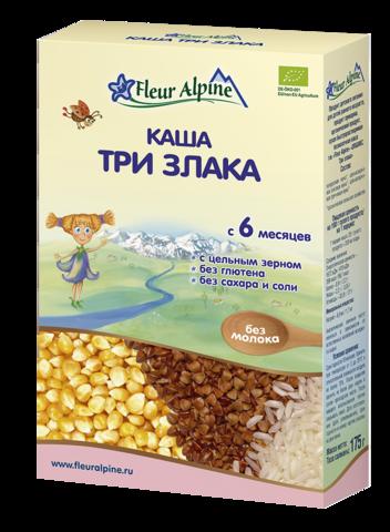 Каша Fleur Alpine Organic