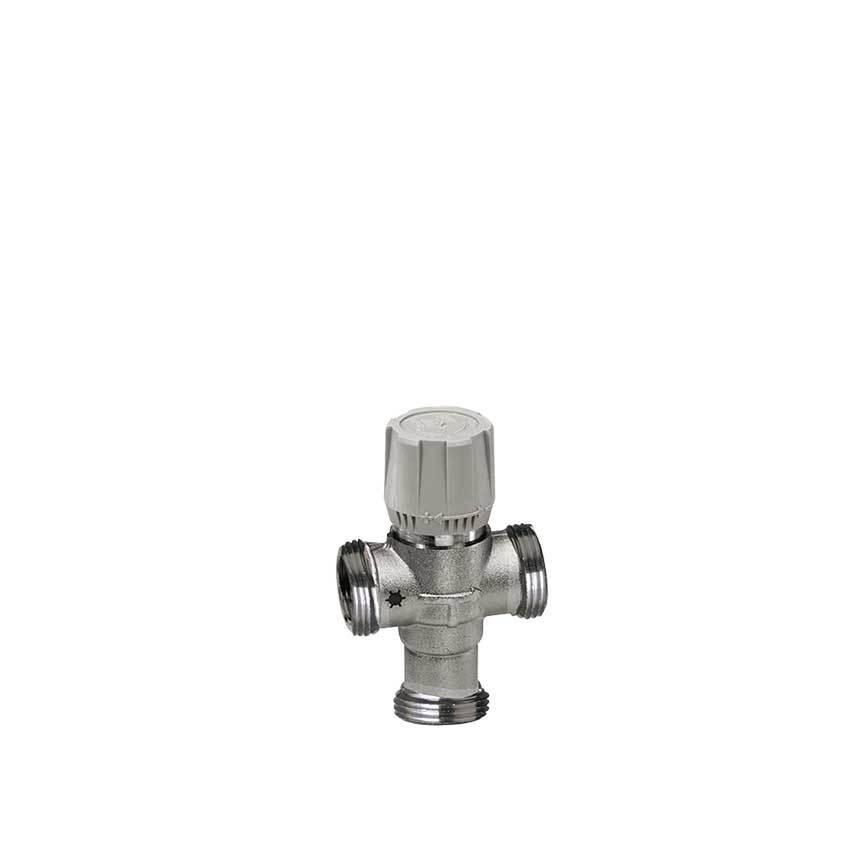 Предварительный термостатический смеситель SOLESTOP 733