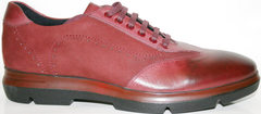 Классические мужские туфли на плоской подошве Bellini 12906-Sport Rad