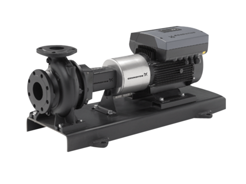 Консольный насос - Grundfos серии NK(E) с оборотами 2900 в мин NK 100-315/322