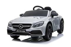 Детский электромобиль Joy Automatic Mercedes Benz C63 Grey