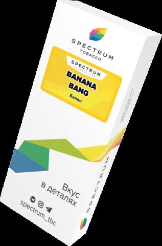 Табак Spectrum Classic Line Bang Banana (Банан) 100г