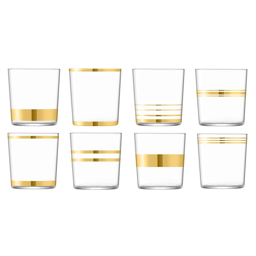 Набор из 8 стаканов