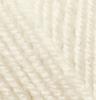 Пряжа Alize SUPERLANA MAXI 599  (Слоновая кость)