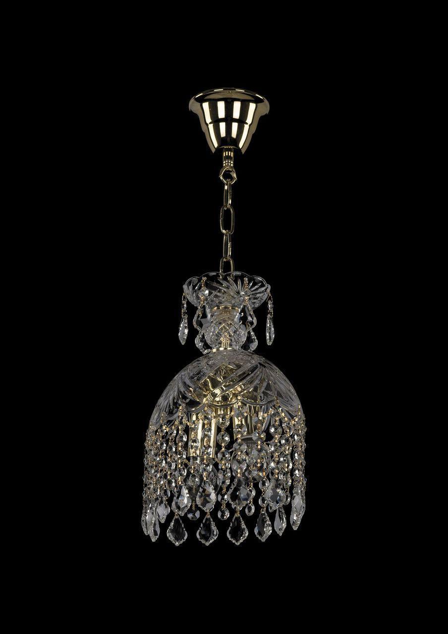 Подвесной светильник Bohemia Ivele 14783/24 G Leafs