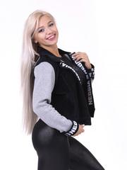 Женская кофта Nebbia baseball jacket 686