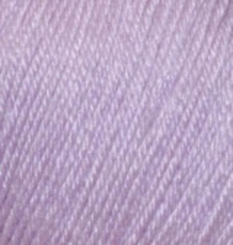 Пряжа Baby wool ( Alize) 146 Лиловый, фото