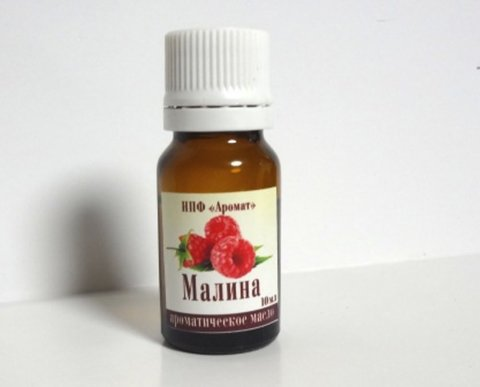 Ароматическое масло «Малина»™Крымские масла