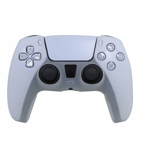 Чехол для геймпада DualSense (белый)