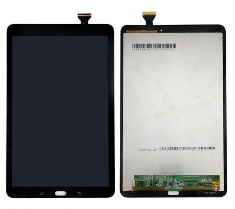 LCD SAMSUNG T560 T561 + Touch Black MOQ:5