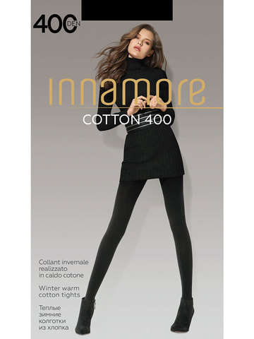 Колготки Cotton 400 XL Innamore