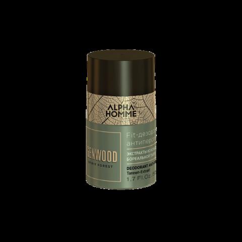 Fit-дезодорант антиперспирант Genwood, 50 мл