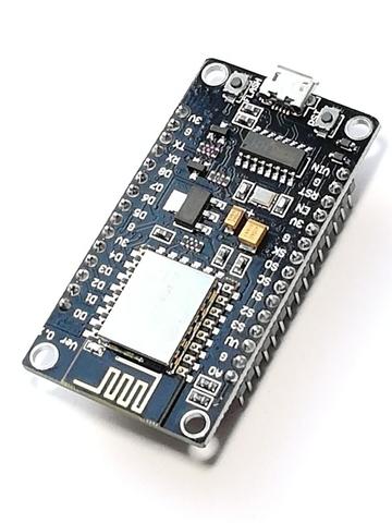 NodeMCU Lua ESP8266 ESP-12E WiFi CH340 V3 (совместима с шилдом)