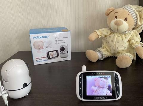 Видеоняня HelloBaby HB65 купить
