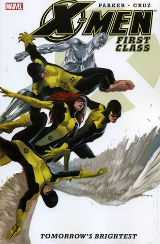 X-MEN First Class: Tomorrow's Brightest TPB