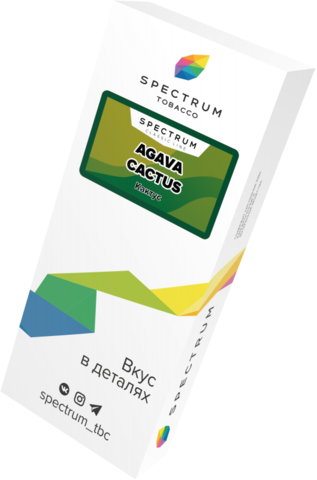 Табак Spectrum Classic Line Agava Cactus (Агава Кактус) 100г