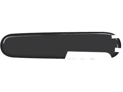 Задняя накладка для ножей Victorinox 91 мм, пластиковая, чёрная