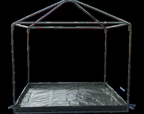 Пол для шатров 5 х 2.5 метра.