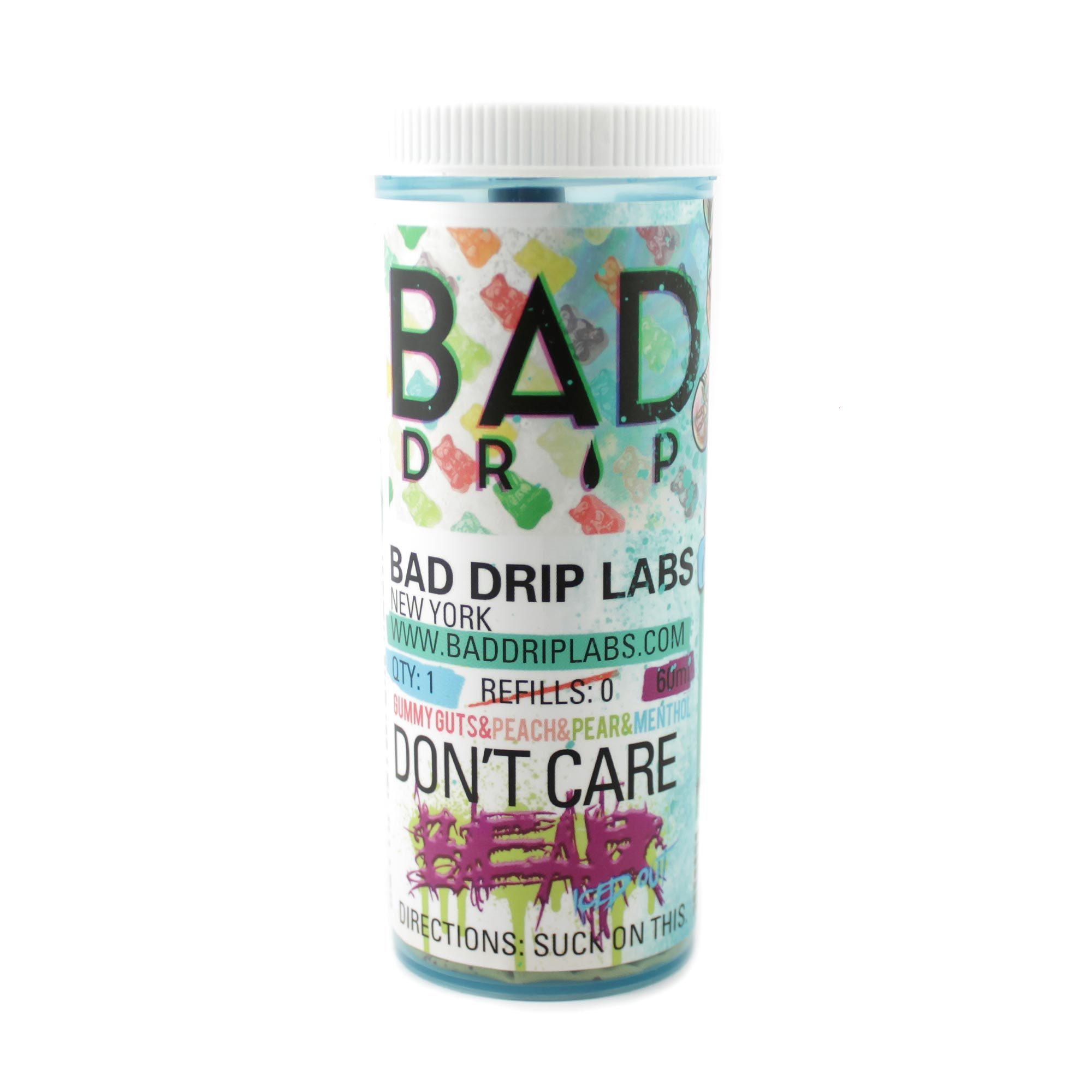 Жидкость Bad Drip Don't Care Bear Iced Out 60 мл