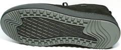 Ботинки на плоской подошве мужские зимние Ikoc 1617-1 WBN.