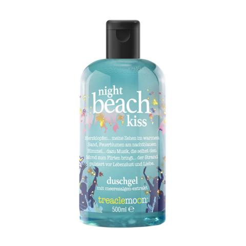 Treaclemoon Гель для душа  Поцелуй на пляже / Night beach kiss Bath & shower gel, 500 мл VO1F0204