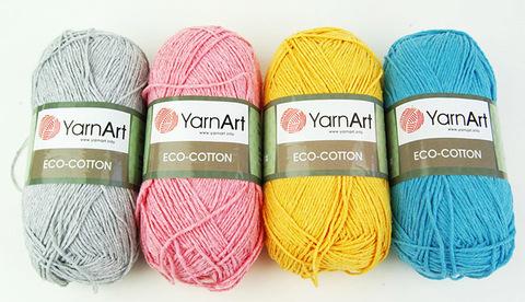 Eco Cotton (Yarn Art)
