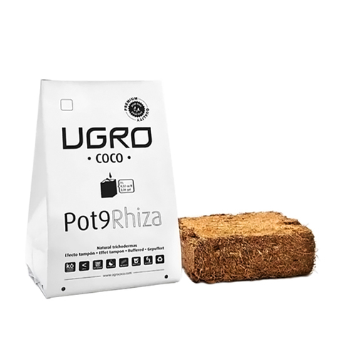 Кокос UGRO POT 9 RHIZA 9л