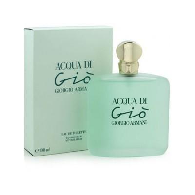 Giorgio Armani: Acqua di Gio женская туалетная вода edt, 100мл