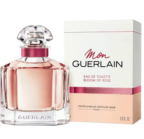Guerlain: Mon Guerlain Bloom Of Rose женская туалетная вода edt, 30мл