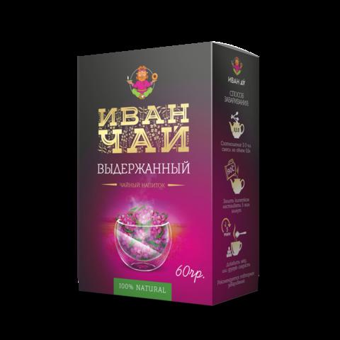 Сибирский Иван-чай «Выдержанный», 60 г
