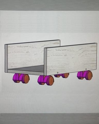 Подставка под системный блок  /450*190*250/