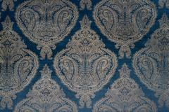Велюр Bergamo royal blue (Бергамо ройал блу)