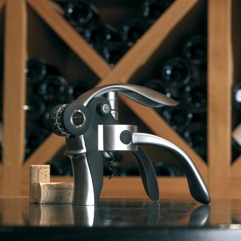 Штопор для вина механический, артикул 200176, цвет Noir, Серия Baltaz