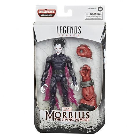 Marvel Legends Series: Morbius The Living Vampire || Морбиус